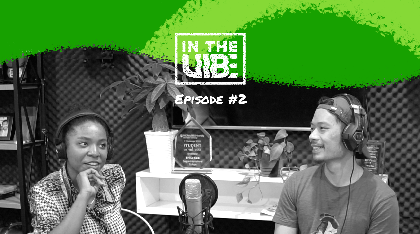 In The Vibe Podcast with Huỳnh Tiên
